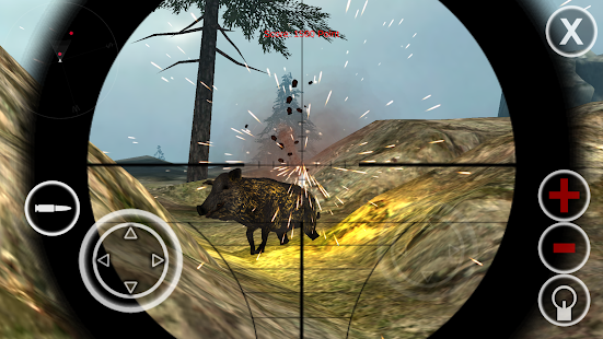 Forest Hunter 3D Real Animals screenshot