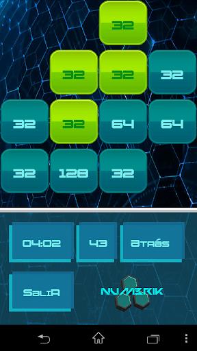 数字游戏: Numerik