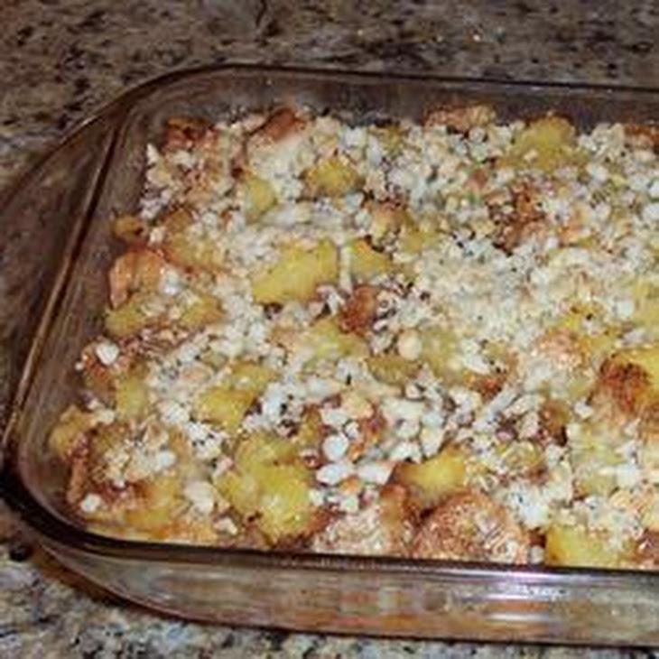 Hawaiian Sweet Potato Casserole Recipe