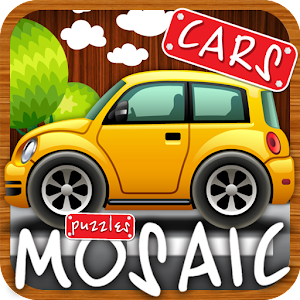 Animated puzzles cars for PC and MAC