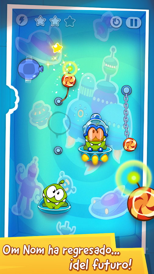 Cut the Rope: Time Travel MOD APK
