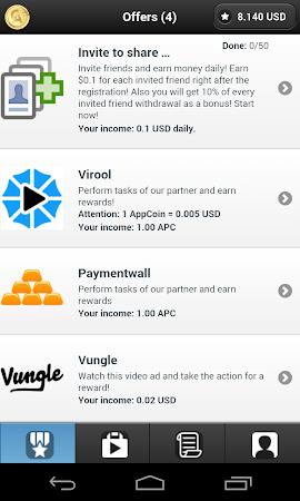 AppCoins (How to make money) 3.7.5 screenshot 628218