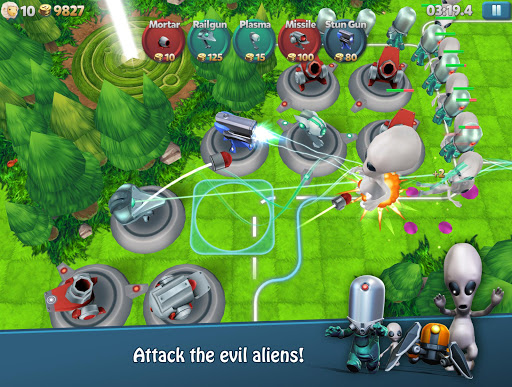Tower Madness 2: 3D Defense 2.1.1 screenshots 11