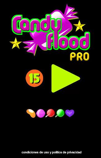 Candy Flood PRO