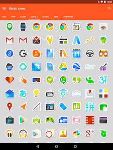 Sticko - Icon Pack v3.5