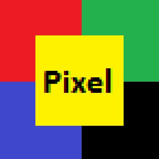 Pixel - Битые пиксели тест LOGO-APP點子