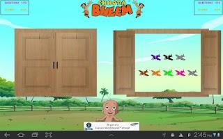 Screenshot of Window Game with Chhota Bheem
