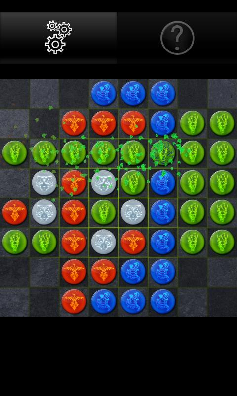 Shijin Reversi- screenshot