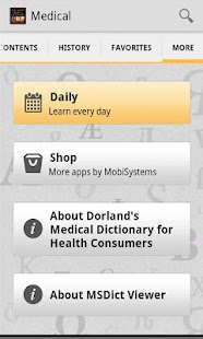 Dorland's Illustrated Medical - Android Apps on Google Play