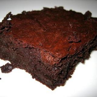 Dark Fudgy Brownies