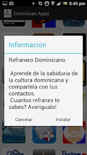 Dominican Apps - screenshot thumbnail