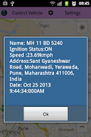 Screenshot of Autocop Trackpro- VTS / AVL