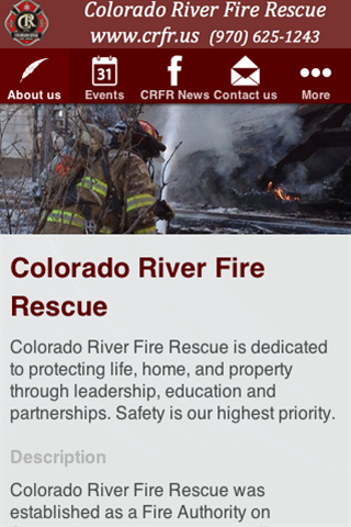 Colorado River Fire Rescue