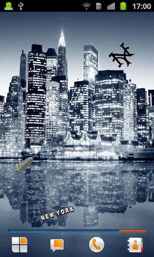 纽约市动态壁纸