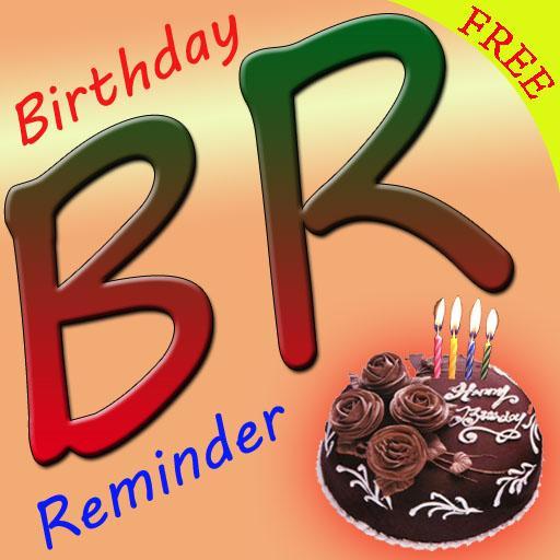 Birthday Reminder 社交 App LOGO-APP試玩