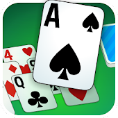 Pyramid Solitaire HD card game