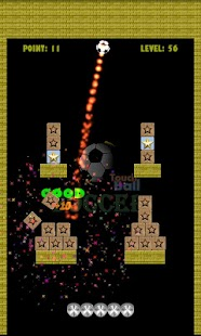 TouchBall -Physical World Game - screenshot thumbnail