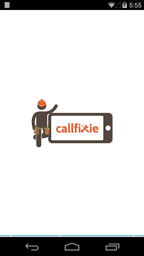 CallFixie Find A Tradesman