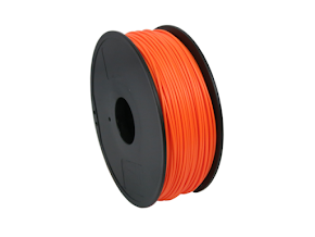 Orange ABS Filament - 3.00mm