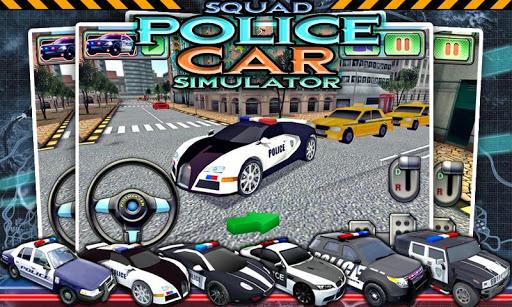 警车模拟3D - 免费驾驶赛车游戏
