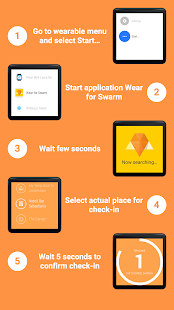 Wear for Swarm: miniatura de captura de pantalla