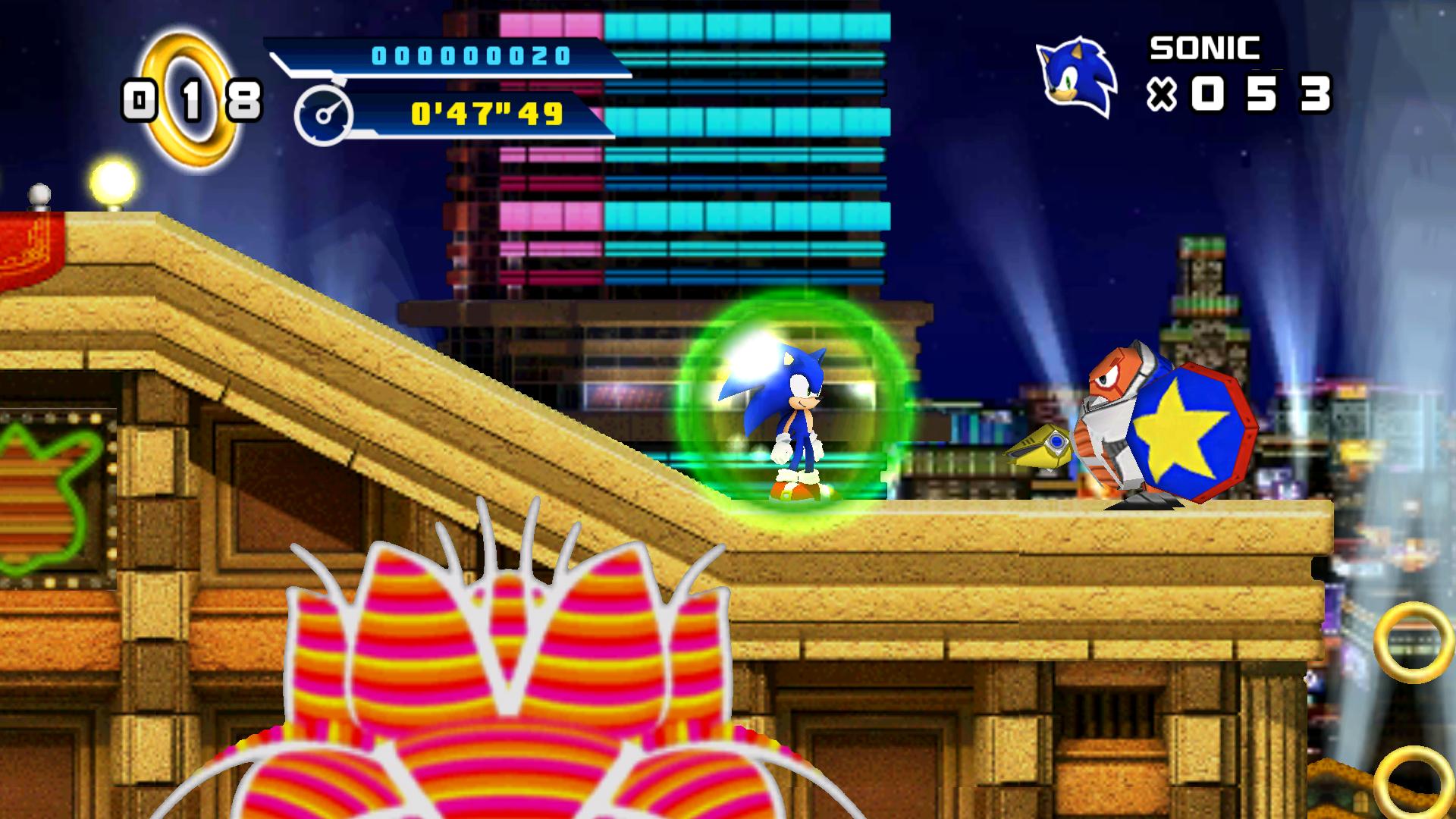 Sonic 4™ Episode I screenshot #9