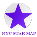 New York Star Map icon