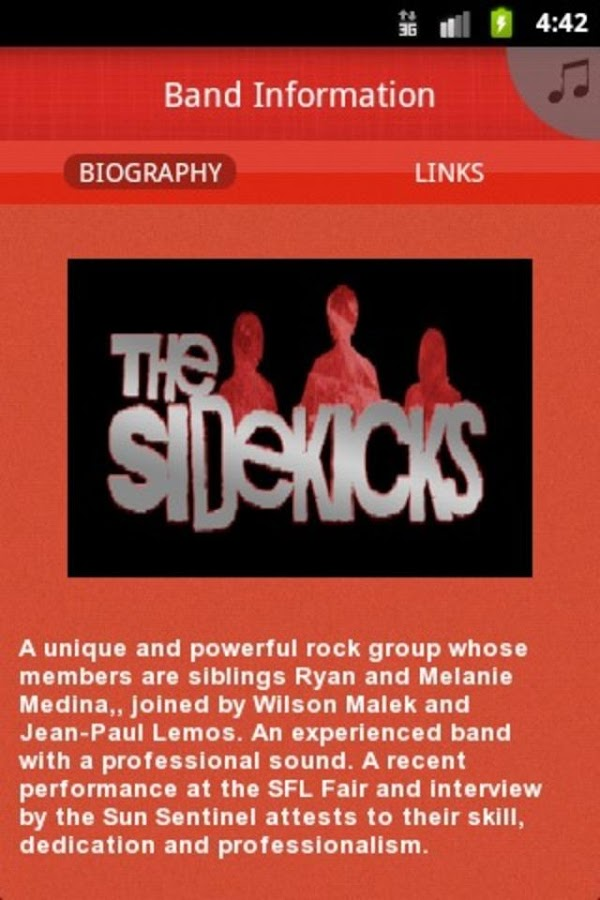 The Sidekicks - screenshot