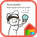 icecream yum yum dodol theme icon