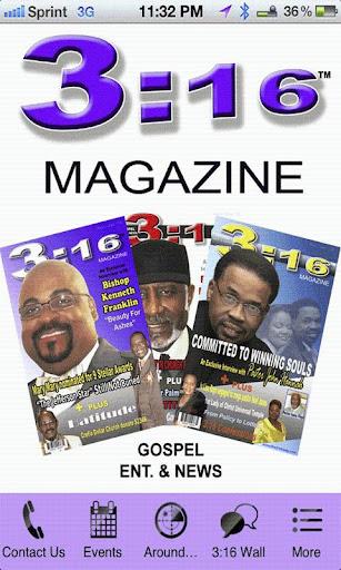316 Magazine