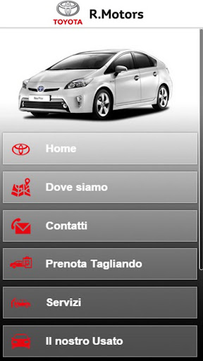 R. Motors Toyota