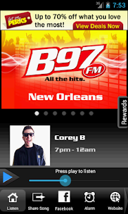 B97 | All the Hits from New Or - screenshot thumbnail
