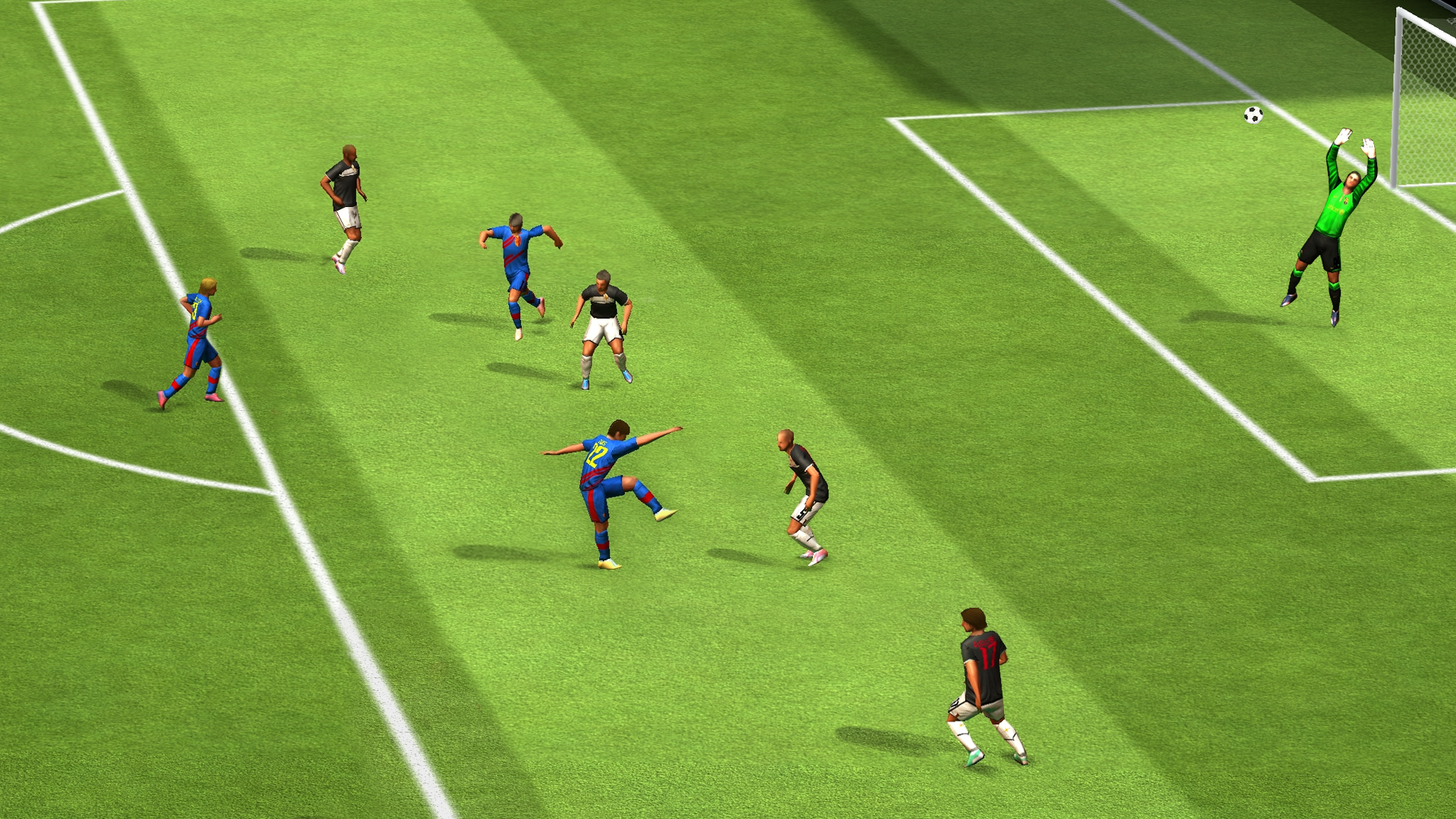 Real Soccer 2013 screenshot #18