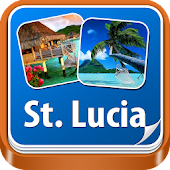 St. Lucia Offline Travel Guide