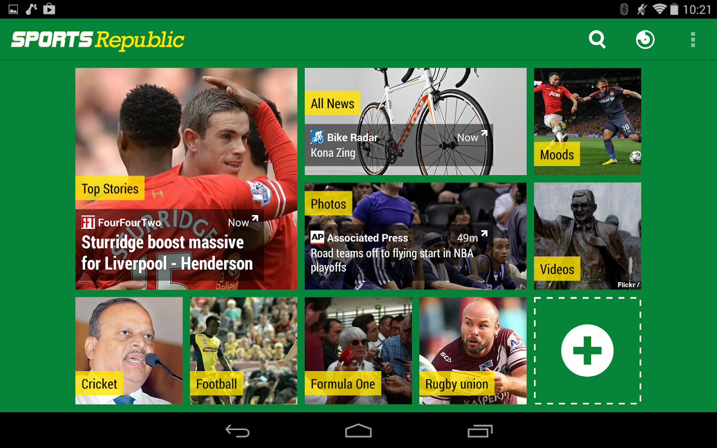 Sports Republic - screenshot