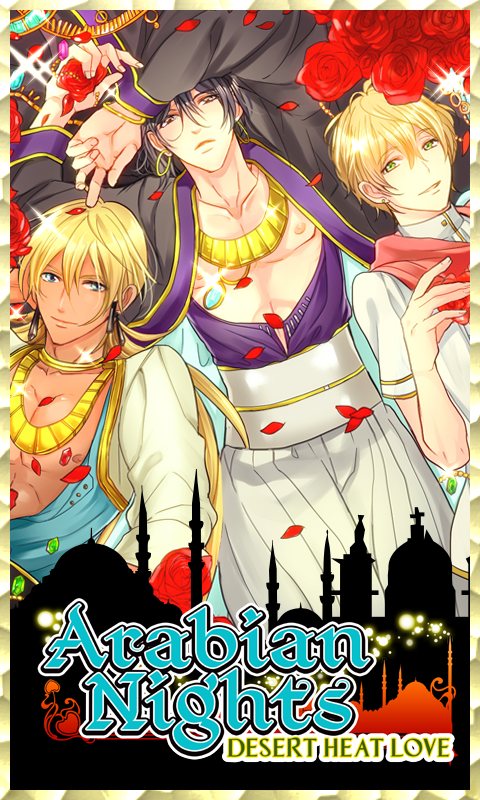 Arabian Nights~Free dating sim - Android Apps on Google Play