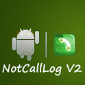 Not Call Log 2 - free (NO ADS) icon