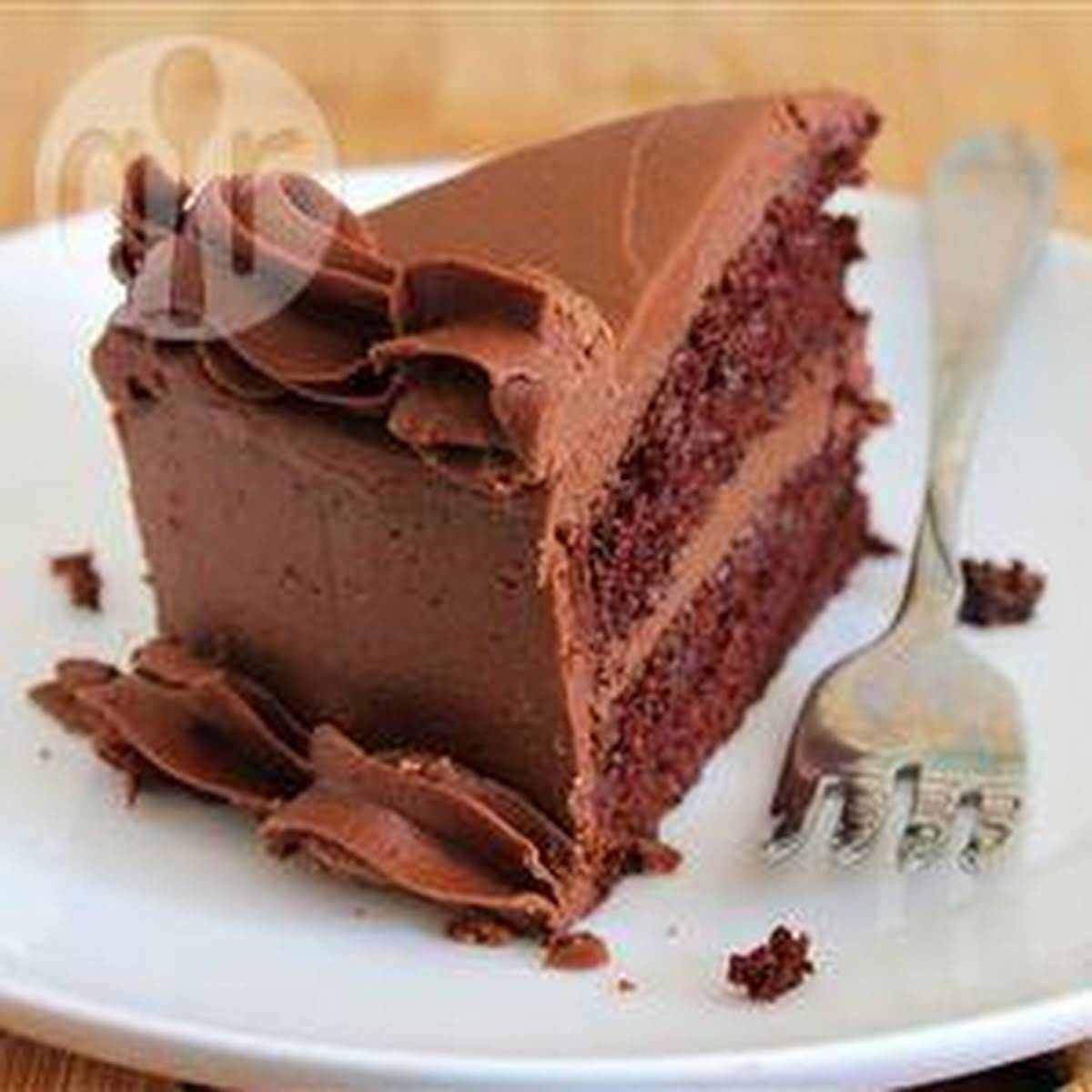 1 Bowl Chocolate Cake