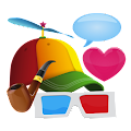 App Aviary Stickers: Free Pack APK for Kindle