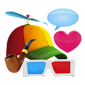 Aviary Stickers: Free Pack logo