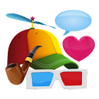 Adesivi Aviary: Gratis icon