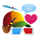 Aviary Stickers: Free Pack