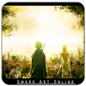 Go Launcher Sword Art Online icon