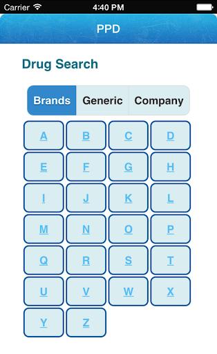 PPD - PH Pharma Directory