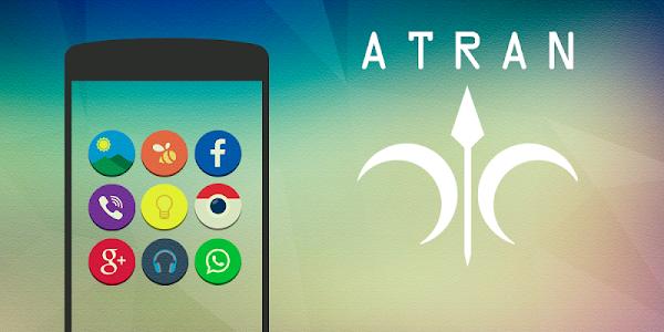Atran - Icon Pack v1.5.0