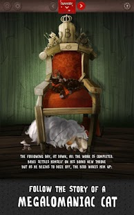 Babel, a cat who would be king- screenshot thumbnail