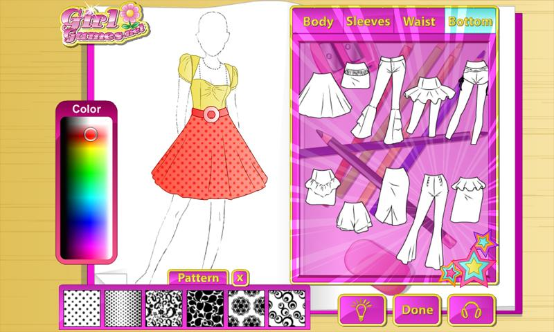 Retro Outfit Fashion Studio Android Apps On Google Play