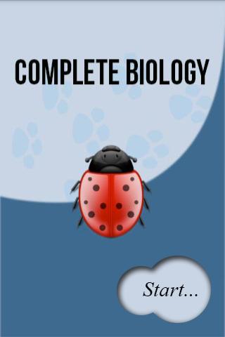 Complete Biology 8.4 screenshots 1
