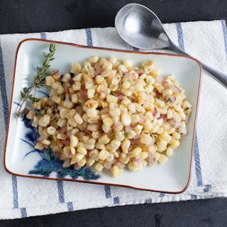 Simple Sautéed Fresh Corn