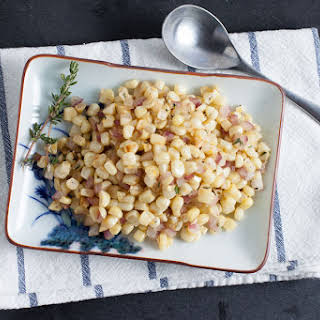 Simple Sautéed Fresh Corn.